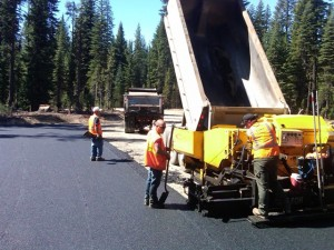 Diamond Sno-Parks Paving