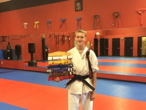 Black Belt Test