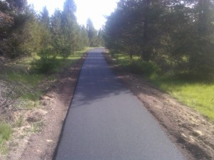 Sunriver Path Reconstruction